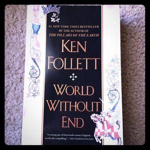 """Ken Follett book """"World Without End"""""""